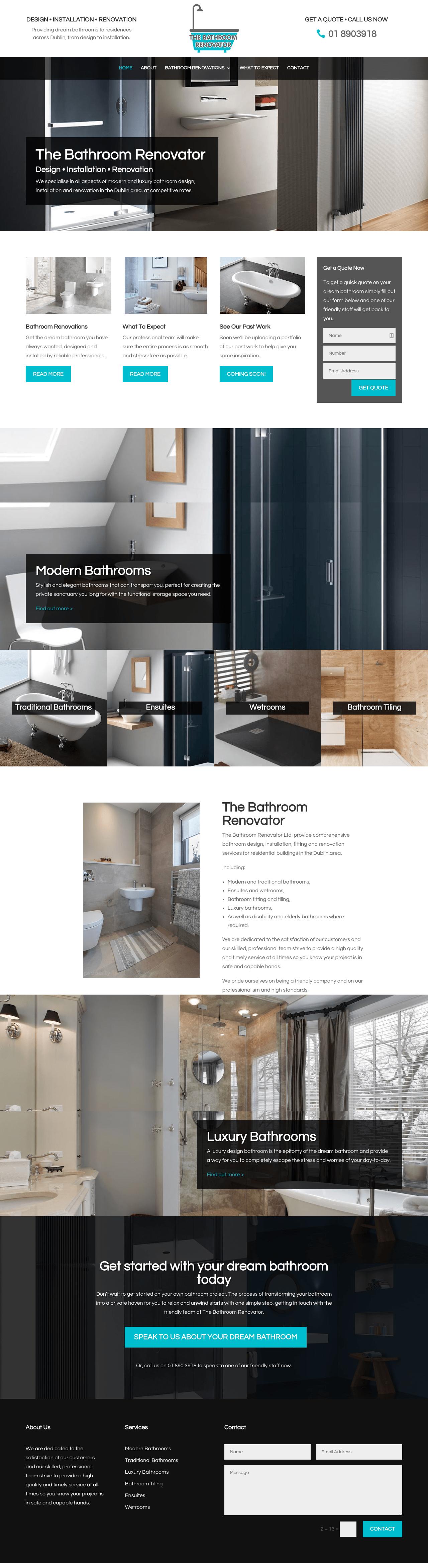 The bathroom renovator full length - Wayworks development Ltd