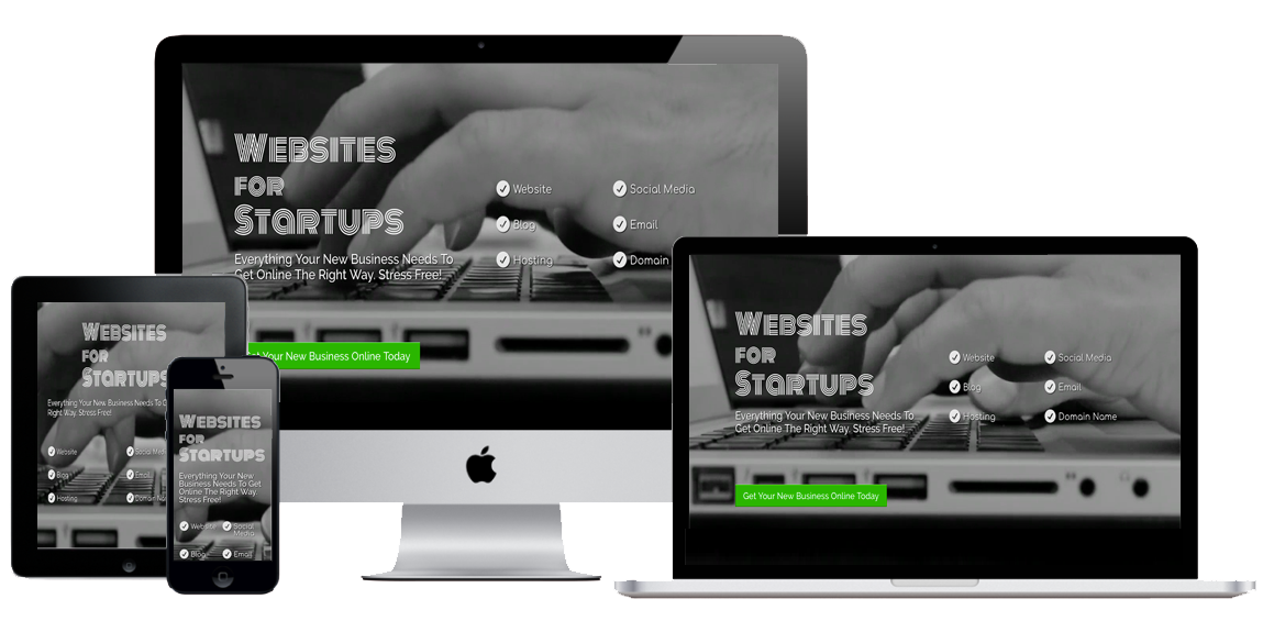 Websites for Startups