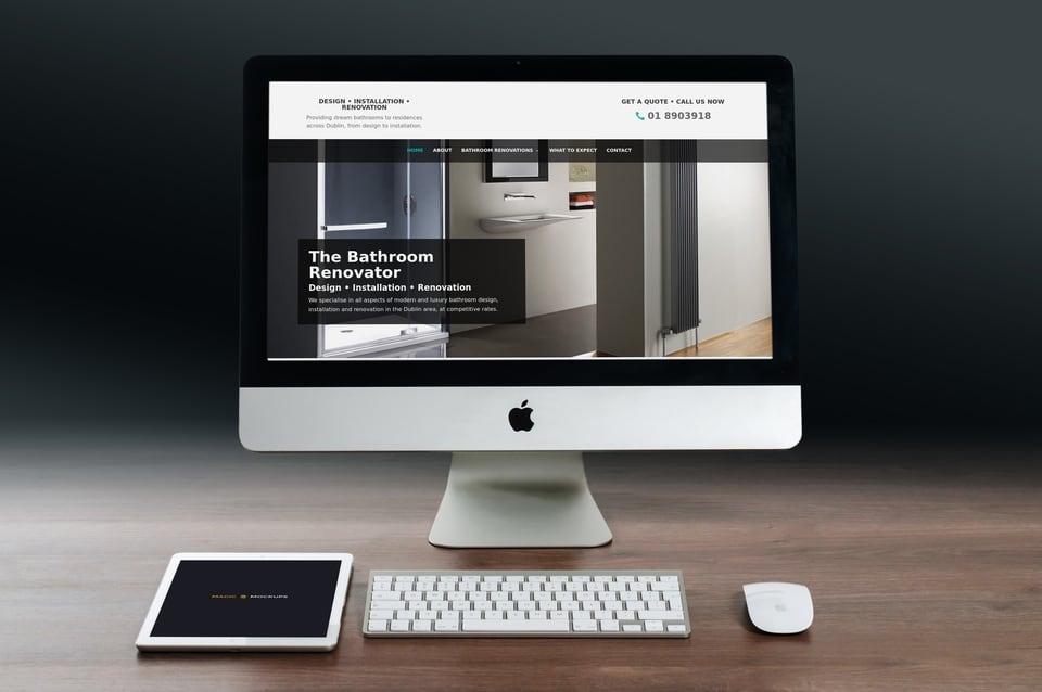 The Bathroom Renovator - Wayworks Development | Web Design | Digital ...